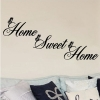 Wallsticker - Home Sweet Home