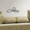 Wallsticker - Amore