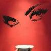 Wallsticker - Sexy Eyes