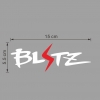 Carsticker - Blitz