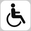 Pictogram - Toilet - Handicap