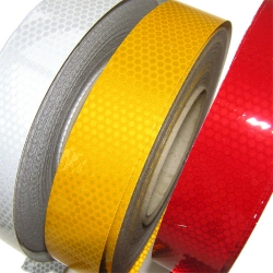 Refleks Type 4 Rød 10 cm